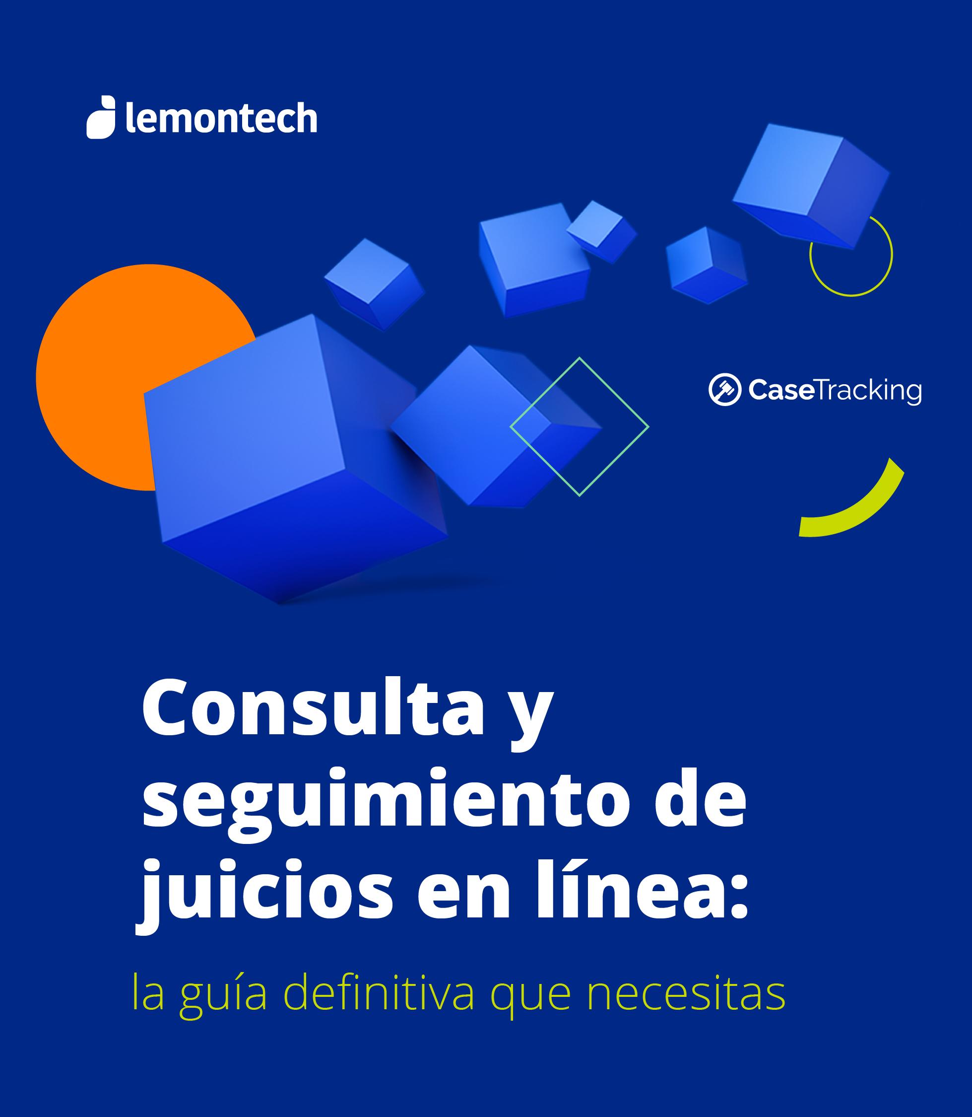 Guía rápida: Seguimiento y consulta de procesos judiciales en línea