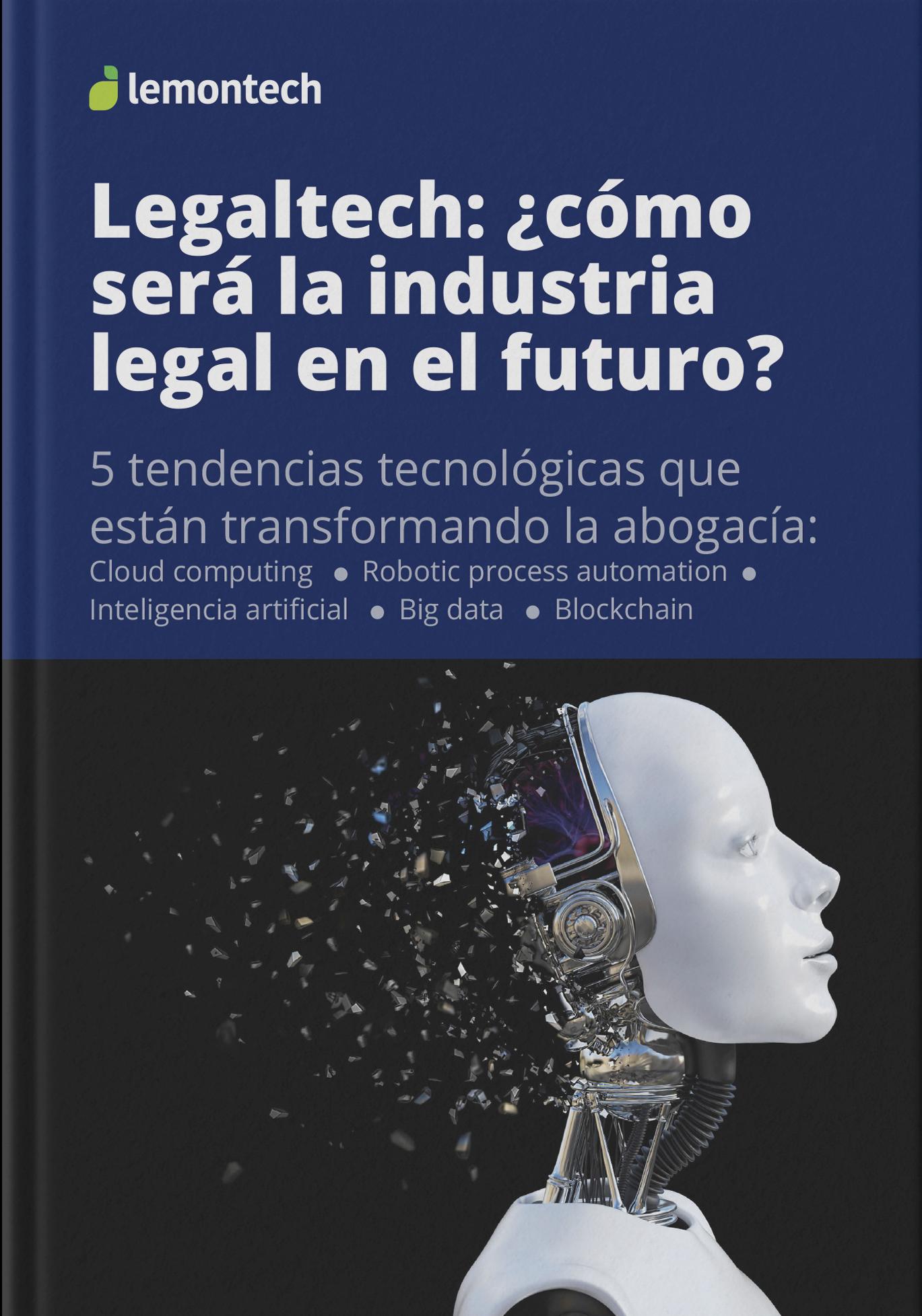 portada - legaltech