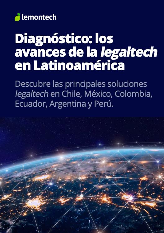 Los avances de la legaltech en Latinoamérica