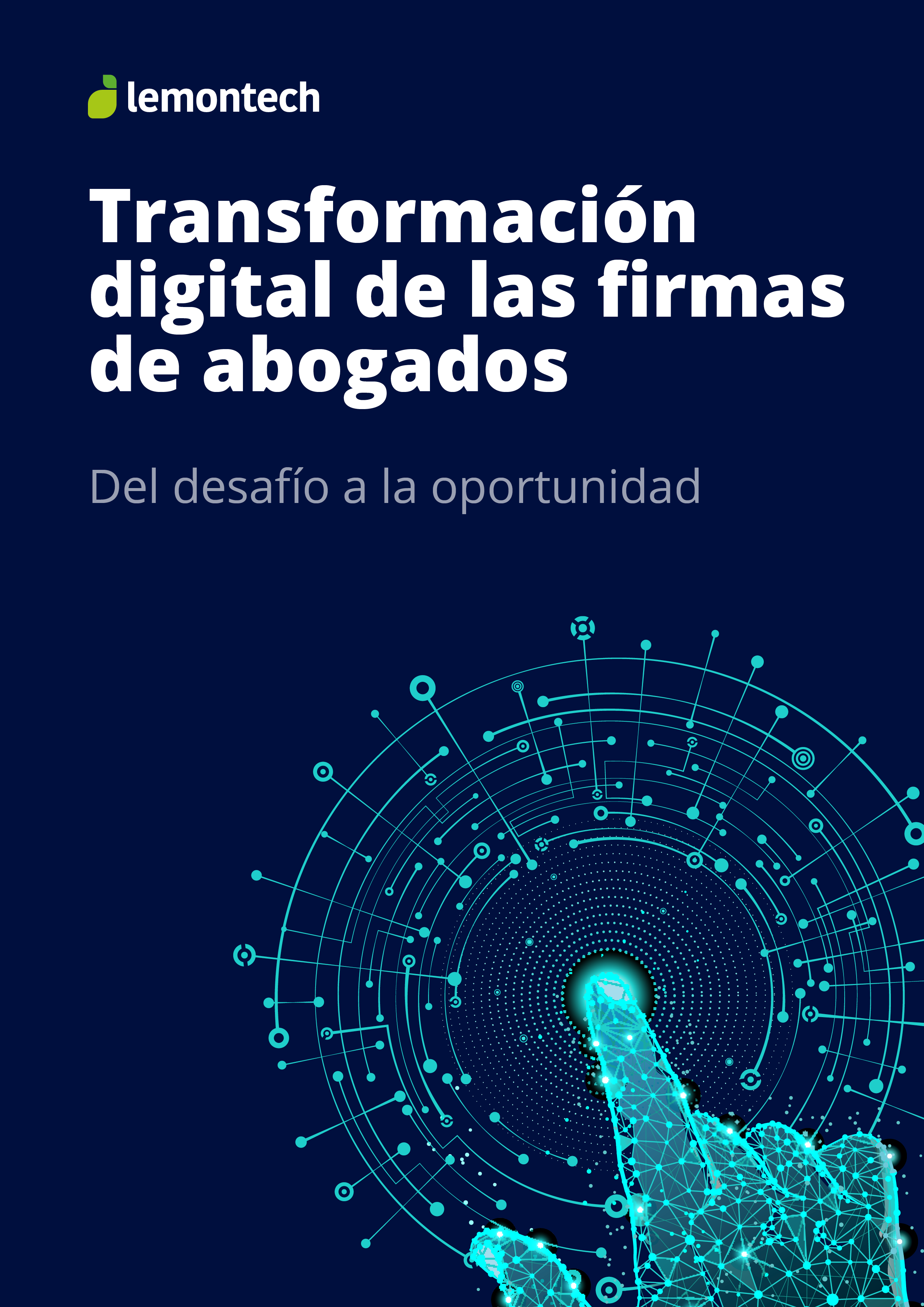 LMN - Transformación digital de las firmas de abogados - Portada 2D