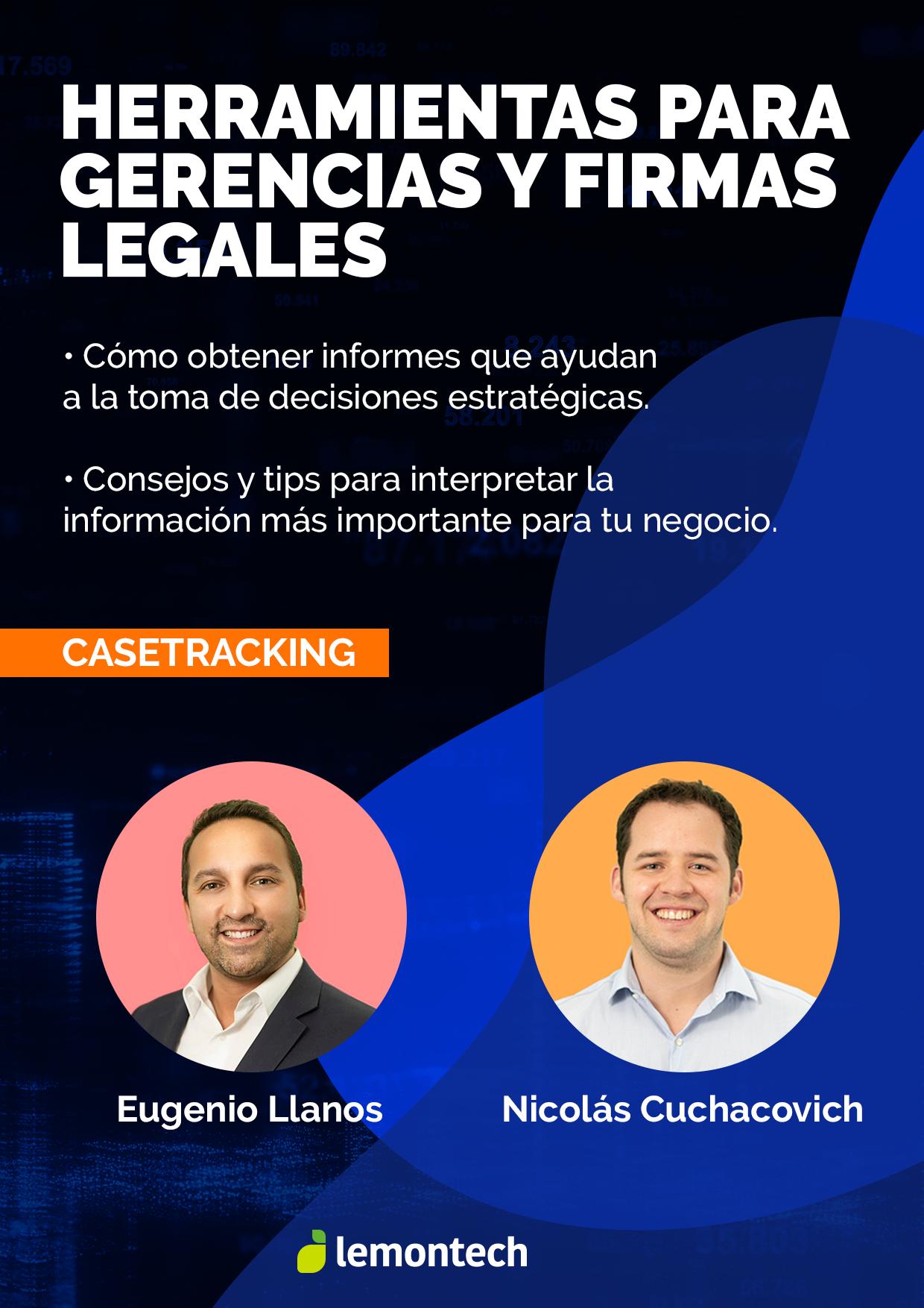 Webinar: Herramientas para gerencias y firmas legales