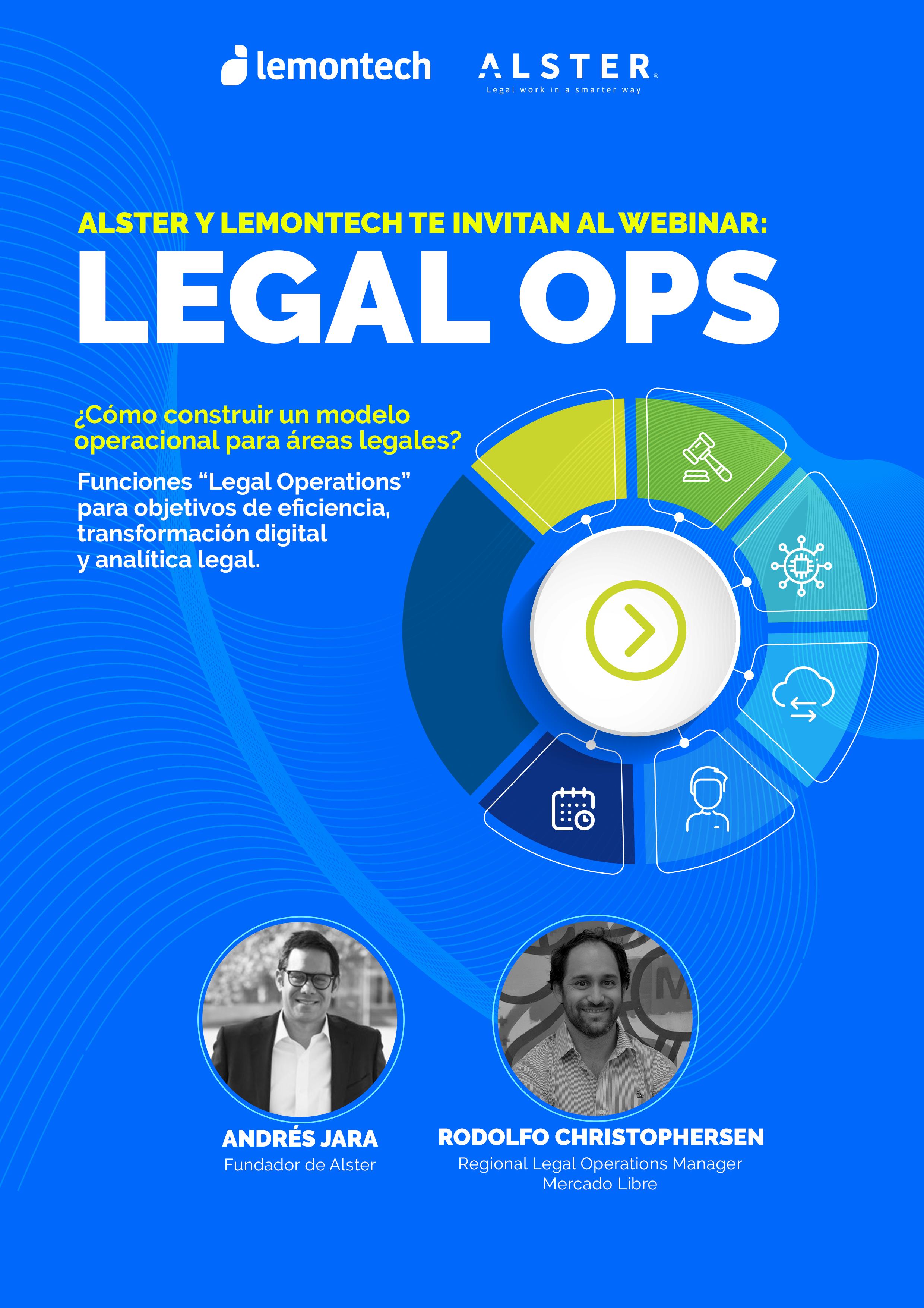 Webinar: Legal-Ops