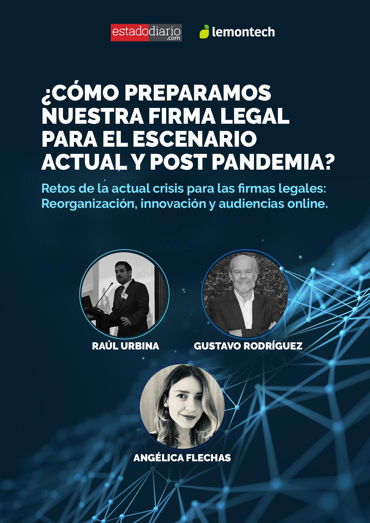 Webinar EstadoDiario