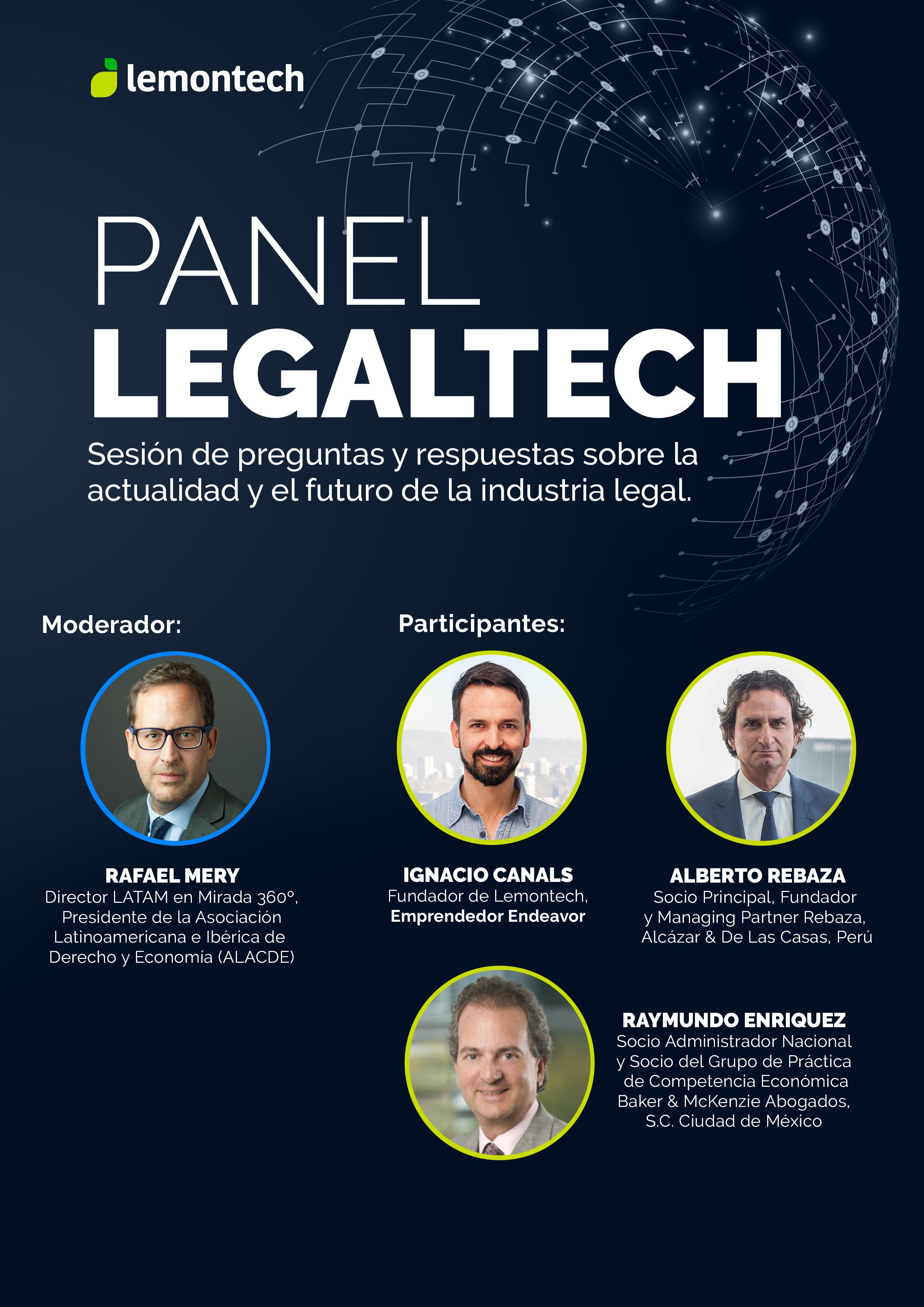 Panel Legaltech